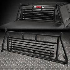 FOR F150/SILVERADO PICKUP TRUCK HEADACHE RACK CAB WINDOW PROTECTOR FRAME GUARD