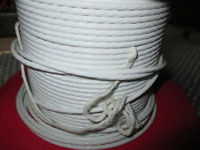 22/4 SPC 22 awg 4 Conductor Silver Plated  with SPC Braid Shield 200ft.