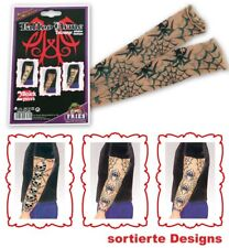 Tattoo-Arm bunt sortiert Tattooärmel Sleeve Armstulpen Armtattoo Punk 125658113