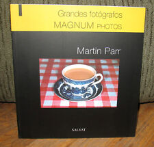 SIGNED Martin Parr Grandes Fotografos Magnum Photos Great Photographs 1st PB
