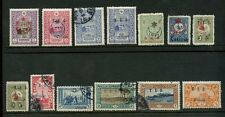 TURKEY CILICIA FRANCE ADMINISTRATION MINT + USED 13 stamps
