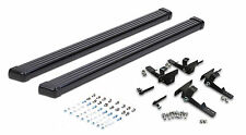 Fit 2011-2017 Jeep Grand Cherokee Running Boards side steps NERF bar BLACK