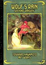 TOSHIHIRO KAWAMOTO ART BOOK WOLF'S RAIN Japan