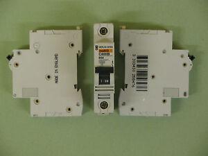 Merlin Gerin  Multi 9 MCB C60HB B32 C60HC C63 C60N D32 Type C D Circuit Breakers