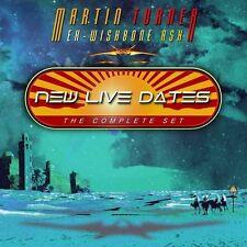 Martin Turner - New Live Dates: Complete Set [New CD] UK - Import