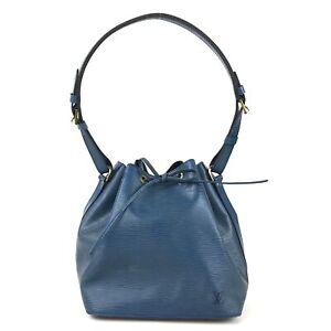 100% authentic Louis Vuitton Epi Puchinoe M44105 shoulder bag used 908-2-ec