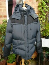 Vuarnet Goose Down Quilted Jacket - Size Large