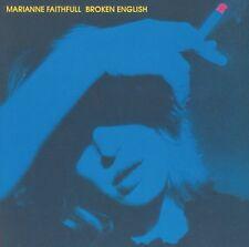 Marianne Faithfull - Broken English [New CD]
