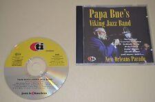 Papa Blue 's viking groupe de jazz-La Nouvelle Orleans parade/timeless 1998/rar
