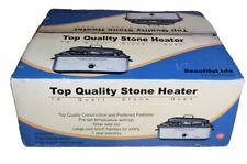 Massage Hot Stone Heater 18 Quart Large Oven Working Warmer