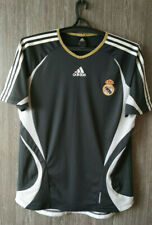 Adidas Original Real Madrid Football Shirt Soccer Jersey Short Sleeve Size L