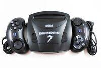 Sega Genesis V3 System Console W/ 2 Controllers