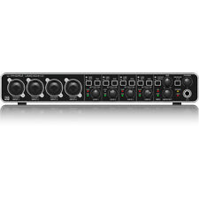 Behringer U-PHORIA UMC404HD USB 2.0 Audio Recording Studio MIDI Interface
