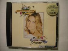 Olivia Newton John (CD) Long Live Love (1998 Import remaster) rare OOP 1974 LP
