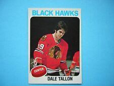 1975/76 O-PEE-CHEE NHL HOCKEY CARD #351 DALE TALLON NM SHARP!! 75/76 OPC