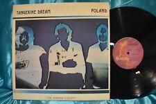 Tangerine Dream 'Poland The Warsaw Concert' DBL LP