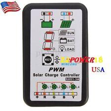 Solar Panel Light Controller PWM Battery Charge Regulator Intelligent 3A 6V 12V