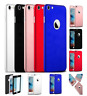 Hybrid 360° New Shockproof Case Tempered Glass Cover For Apple iPhone 6 6S 7