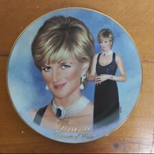 Collector Plate Diana: A woman of Style from Completely Charming Collection