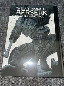 Expedited/S THE ARTWORK OF BERSERK Berserk Exhibition Limited Illustration Book