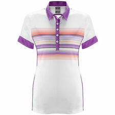 Polyester Short Sleeve Casual Geometric Tops for Women