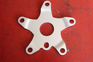 BMX spider 110 BCD 30 mm center ALLOY SILVER