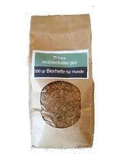 BT Bierfhefe, 500 gr, für Hunde, VitaminB, Mineralstoffe, Barf Ergänzung, Fell