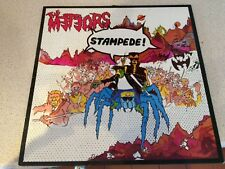 The Meteors Stampede UK First Press Vinyl Record