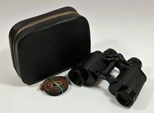 CARL ZEISS JENA Fernglas Deltrintem 8x30 multi coated binocular