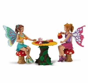 Safari Ltd. - Fairy Fantasasies - Tea Party Set