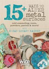 15+ Ways to Alter Metal Surfaces with Susan Lenart Kazmer [DVD]