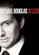 The Michael Douglas Collection (DVD, 2006, 3-Disc Set) brand new factory sealed