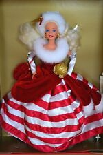 1994 Limited Edition Hiver Princess Collection PEPPERMINT PRINCESS Barbie