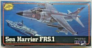 MPC 4410 1/48 Scale Sea Harrier FRS.1 Hero of the Falkland Island Model Kit