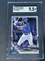 2018 Bowman Chrome The National Amed Rosario True RC Rookie SGC 9.5 PSA ?