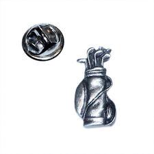 Golf Bag Design Lapel Pin Badge Gifts For Him