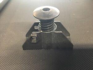 Precor Treadmill Rear Foot Assembly With leveler 44110-105
