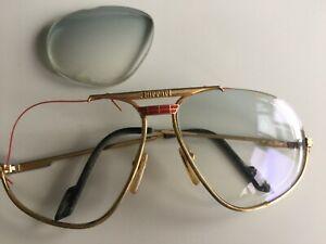 FERRARI Brillengestell VINTAGE Brillenfassung 70er Jahre für Liebhaber / Sammler