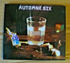 Philippe Poirier & Stefan Schneider : Automne Six CD digipack Exp./Electro/Pop