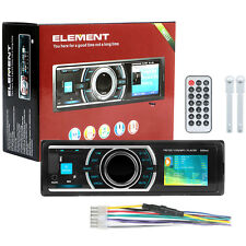 CAR RADIO STEREO DIGITAL MEDIA PLAYER MP3 RECEIVER WITH FRONT USB AUX & SD CARD