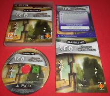 Playstation 3 Ico & Shadow of the Colossus Classics HD [PAL] PS3 Fat Slim *JRF*