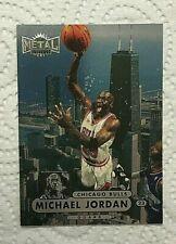1997-98 Metal Universe Championship #23 Michael Jordan (READ!!!)