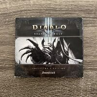 DIABLO III 3: Reaper of Souls Original Game Soundtrack OST CD