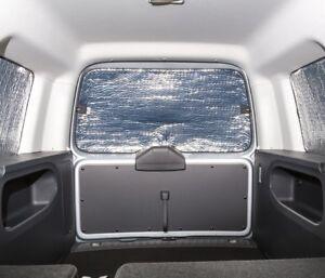 ISOLITE Inside Heckklappenfenster mit Hutablage, VW Caddy 4 KR