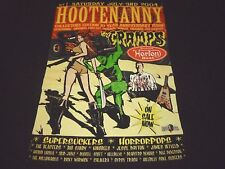 The Cramps Shirt ( Used Size XL )  Good Condition!!!
