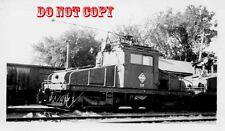 6G779 RP 1950s FORT DODGE LINE RAILROAD LOCO #117 IOWA