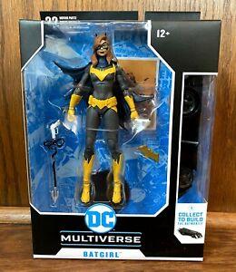 Batgirl Art Of The Crime DC Multiverse Action Figure New NIB McFarlane 2020