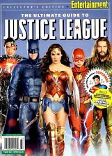 ENTERTAINMENT WEEKLY THE ULTIMATE GUIDE TO JUSTICE LEAGUE COLLECTOR'S EDITION