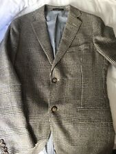 NEW Gant by Michael Bastain Men's Plaid Wool Sportcoat -