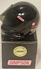 Simpson NASCAR D. Jarret & E. Irvan #28 Mini Helmet Limited 1st Edition Ford